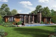 modern style house plan 3 beds 2 5 baths 2557 sq ft plan