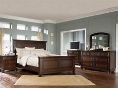 Furniture Porter Bedroom Set Porter King Sleigh Bed Item Series B697 Ogle Furniture