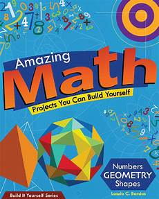 Maths Cover Page Design Amazing Math Projects You Can Build Yourself