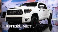 2019 Toyota Tundra Truck by 2019 Toyota Tundra Trd Pro 4x4 Size Truck