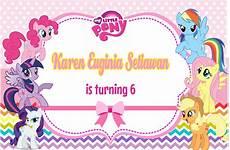 sanggar badut sulap banner ulang tahun little pony egrafis