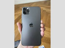iPhone 11 Pro Max 256gb Space Grey ? Excellent Con