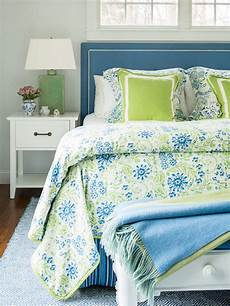 Blue And Green Bedroom Green And Blue Bedroom Houzz