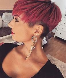 kurzhaarfrisuren frauen rote haare kurzhaarfrisuren in rot f 252 r temperamentvolle frauen