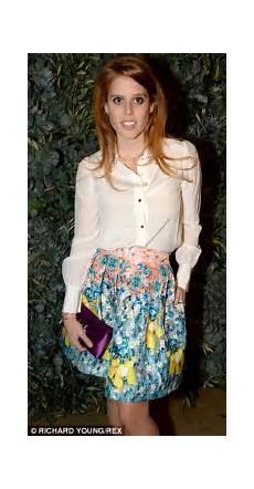 Princess Beatrice Enjoys A Date Night At Mayfair