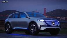 mercedes electric car 2020 eq concept car from mercedes release in 2020