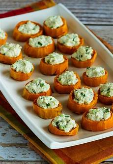kalyn s kitchen 174 sweet potato appetizer bites with feta