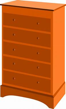 clipart chest of drawers