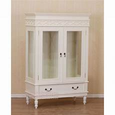white painted display cabinet small furnindo