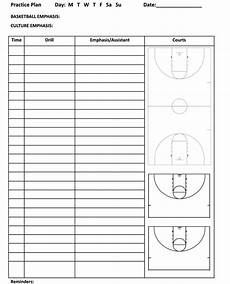 Basketball Practice Plan Template Free Coaches Guide To Basketball Tryouts Coachmattdennis Com