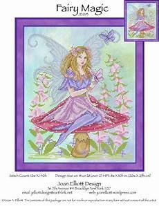 Joan Elliott Cross Stitch Charts Fairy Magic From Joan Elliott Cross Stitch Charts