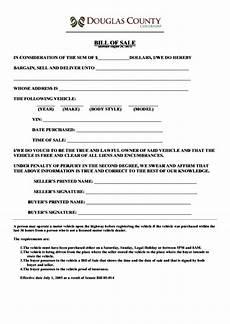 Automotive Bill Of Sale Colorado Bill Of Sale Form Colorado Printable Pdf Download