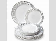 Plastic Elegant Dinnerware & Amazon.com Elegant Wedding