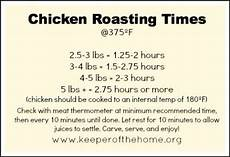 Whole Roasted Chicken Cooking Time Chart Simple Roast Chicken And Fabulous Side Dish Recipes