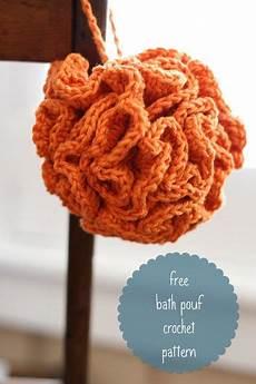 Daisy Cottage Designs Bath Pouf Bath Pouf Crochet Pattern Avec Images Crochet Simple