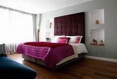 schlafzimmer klein idee schlafzimmerwand gestalten wanddeko hinter dem bett