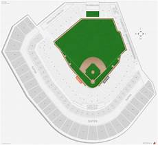 Detroit Tigers Seating Chart With Rows Comerica Park Seating Chart With Seat Numbers