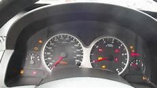 Chevy Equinox Light 2006 Chevy Equinox Starting Issue Youtube