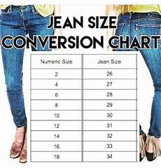 Madewell Size Chart Jean Size Conversion Chart With Images Fashion Buy