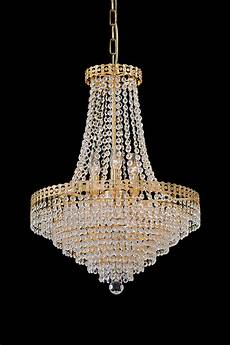 Lights And Chandeliers Online Gold And Crystal Chandelier 10 Lights Masiero Murano