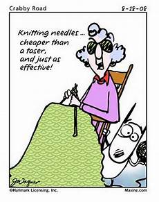 knitting humor chuck s page 2 sporting some maxine