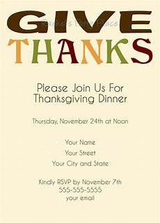 Thanksgiving Party Invitations S Party Place Thanksgiving Dinner Invitations