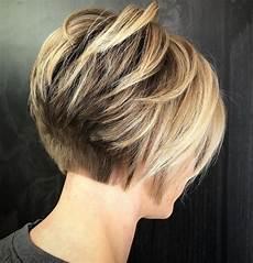 kurzhaarfrisuren blond dickes haar 60 haircuts and hairstyles for thick hair