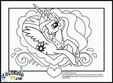 princess unicorn coloring pages coloring home