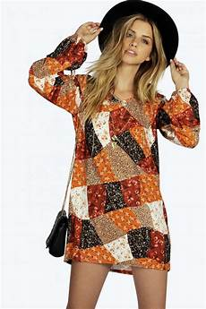 patchwork dresses to buy 2020 become chic