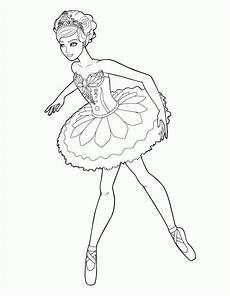 ballet coloring pages for free coloring home