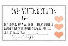 Babysitting Coupon Templates 12 Baby Sitting Coupon Templates Psd Ai Indesign