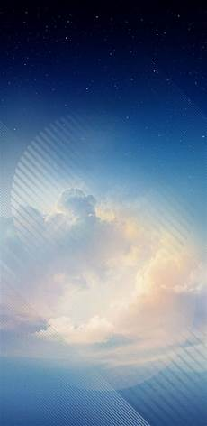 Iphone X Blue Cloud Wallpaper by Blue Sky Apple Iphone Wallpapers Top Free Blue Sky Apple