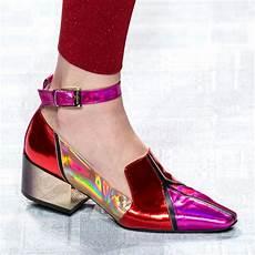 best runway shoes at milan fashion week 2017