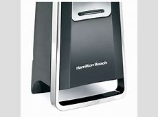 Hamilton Beach Smooth Touch Electric Can Opener : 76606Z