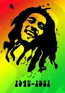 Rasta Poster Pictures Of True Legend Bob Marley The Wow Style