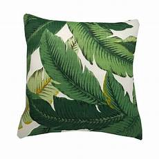 2 Cushion Sofa Slipcover Png Image by Green Tropical Palm Leaf Outdoor Cushion Australia