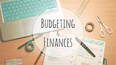 Personal Finance And Budgeting Plan With Me Budgeting Amp Finances Youtube