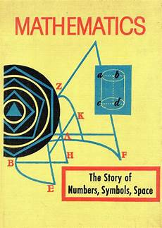 Maths Cover Page Design Vintage Math Book Cover Compare The Golden Book Version