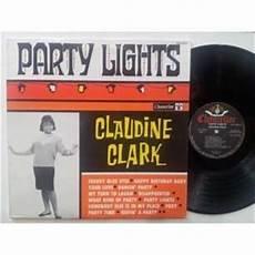 Claudine Clark Claudine Clark Party Lights Party Lights By Claudine Clark Lp With Jetrecords Ref