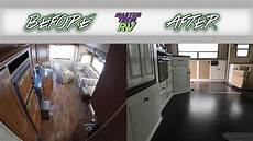 5th wheel interior remodel before after