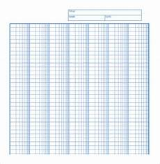 Printable Logarithmic Graph Paper Free 6 Sample Log Graph Paper Templates In Pdf Ms Word