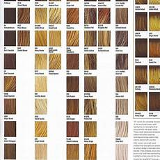 Ion Hair Color Chart Ion Demi Permanent Hair Color Chart Hair Color