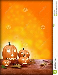 Halloween Flyers Templates Free Halloween Flyer Design Template With Pumpkin Stock