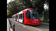 Light Rail Sydney Trackwork Sydney Light Rail Vlog 4 The Urbos 3 Youtube