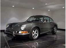 1969 Slate Grey Porsche 911 S   Gentlemint