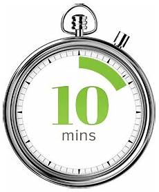 10 Mintue Timer How To Look Great In 10 Minutes Or Less It Works