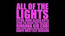 All Of The Lights Instrumental Remix Kanye West All Of The Lights Instrumental Remake Youtube