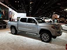 2020 Toyota Tacoma Updates by 2020 Toyota Tacoma Arrives At Chicago With New Features