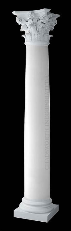 Composite Column Design Design 634 Corinthian Order Roman Frp Composite