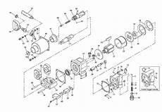 Ingersoll Rand 2945 1 1 2 Quot Drive Air Impact Wrench Repair